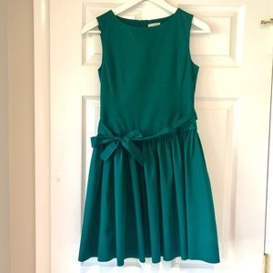 Crewcuts drop waist dress